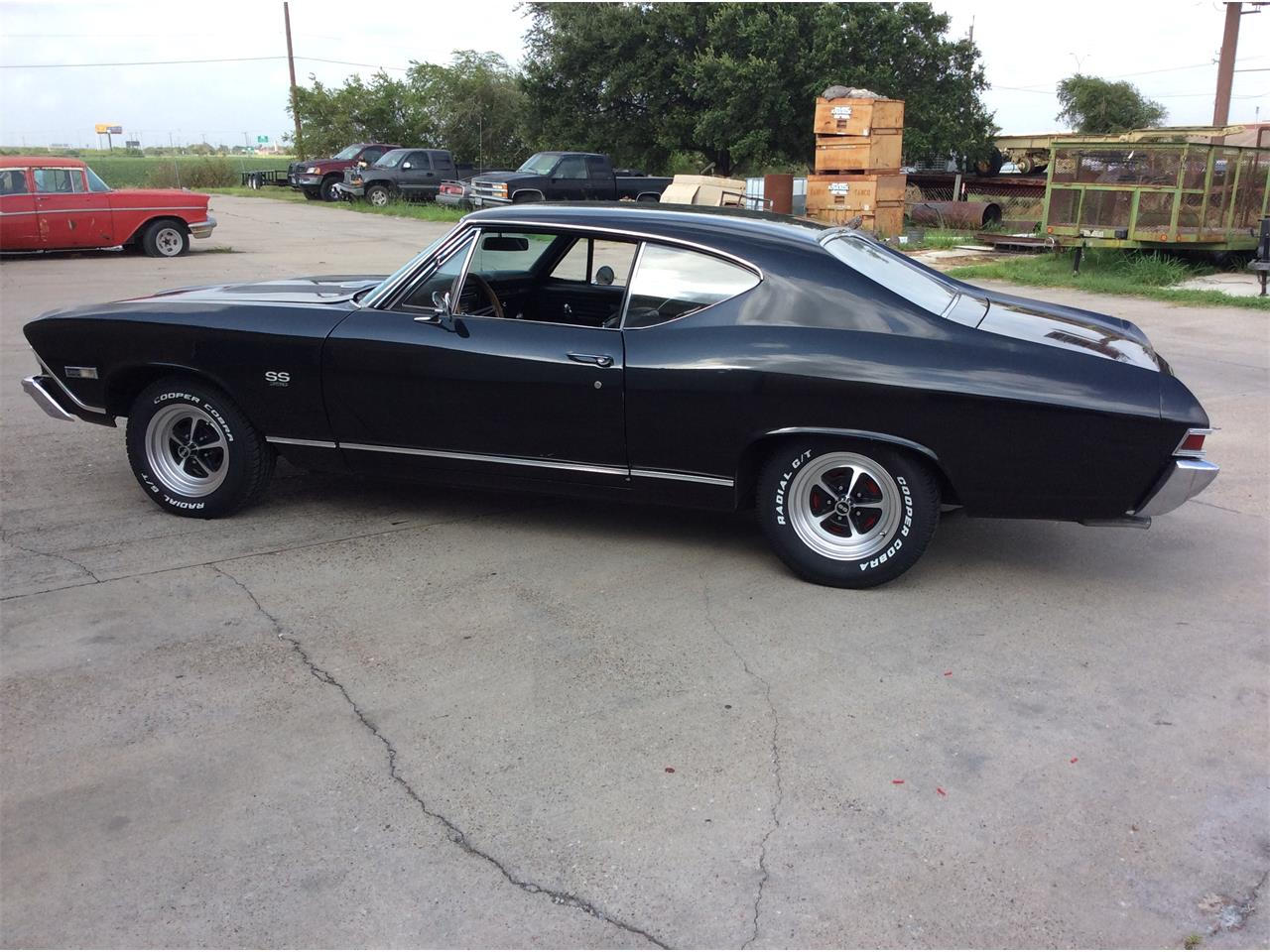 Large Picture of '68 Chevelle SS - QDXW