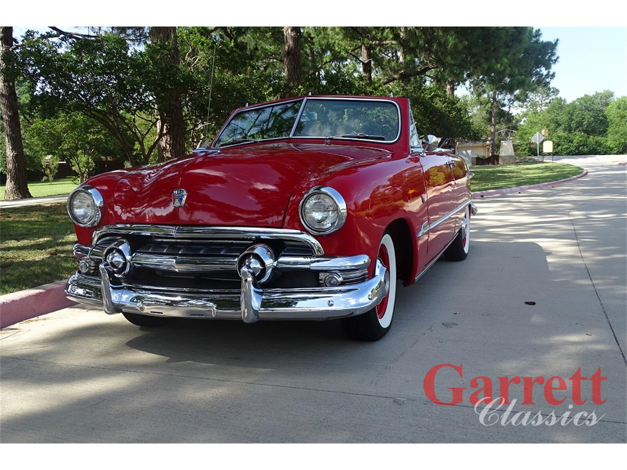 Large Picture of '51 Custom Deluxe - QDXX