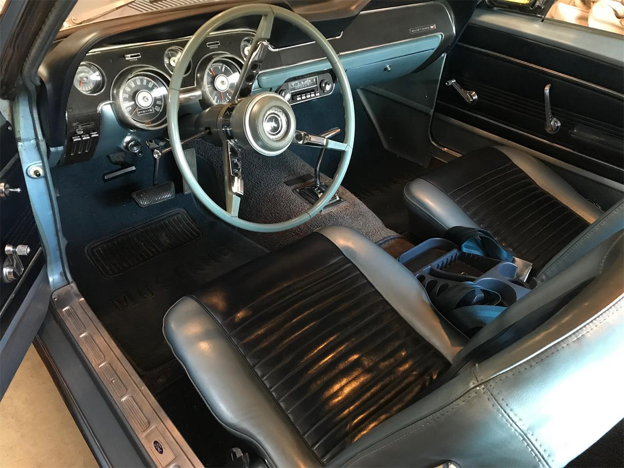 Large Picture of '67 Mustang - QDY0