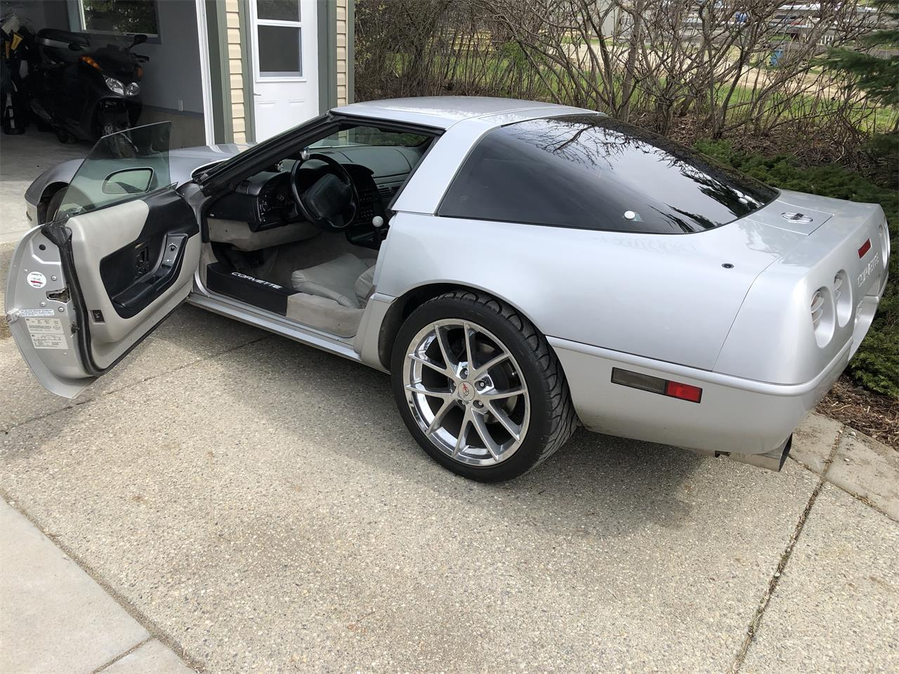 Large Picture of '96 Corvette - QDY2