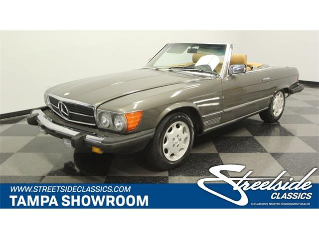 Picture of '83 380SL located in Florida - $12,995.00 - QDYB