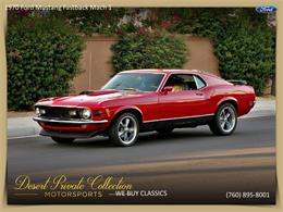 Picture of Classic '70 Ford Mustang Mach 1 located in Palm Desert  California Offered by Palm Desert Auto - QDYU
