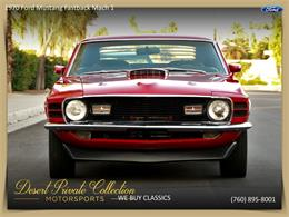 Picture of Classic '70 Mustang Mach 1 located in California Offered by Palm Desert Auto - QDYU
