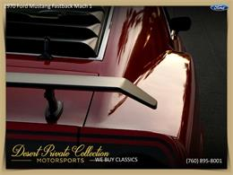 Picture of Classic '70 Ford Mustang Mach 1 - $36,950.00 - QDYU