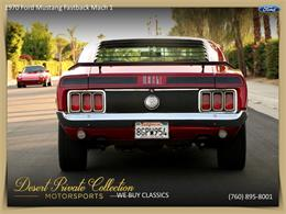 Picture of Classic '70 Mustang Mach 1 located in Palm Desert  California - $36,950.00 - QDYU