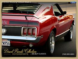 Picture of Classic '70 Mustang Mach 1 located in Palm Desert  California - $36,950.00 Offered by Palm Desert Auto - QDYU