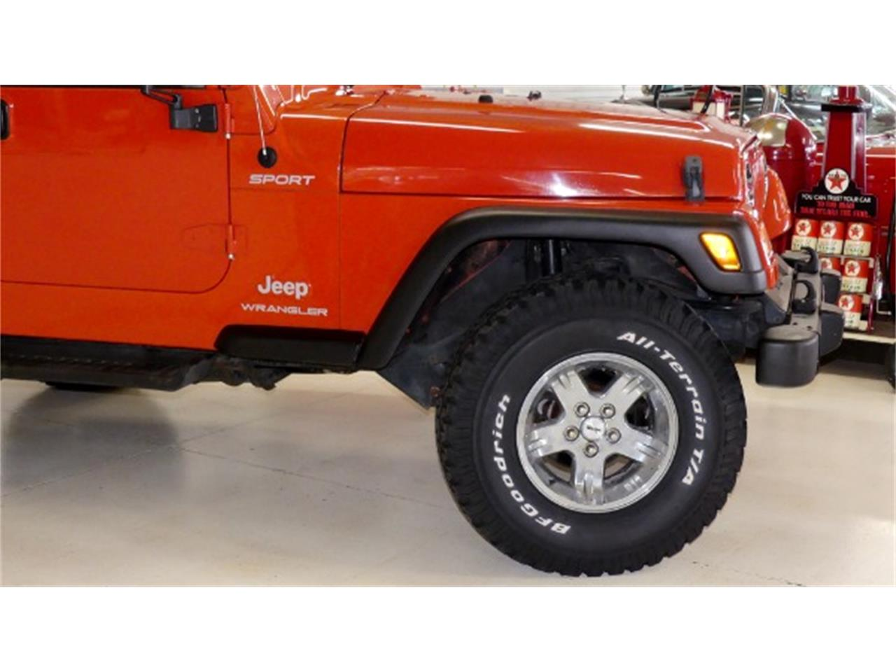 Large Picture of '05 Wrangler - QDZK