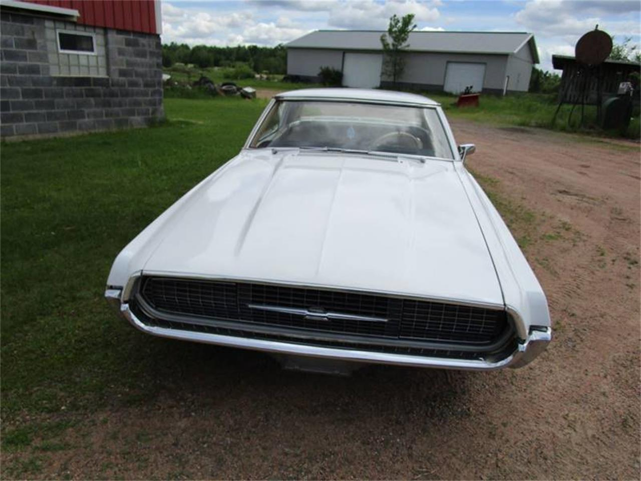 Large Picture of '67 Thunderbird - QDZO