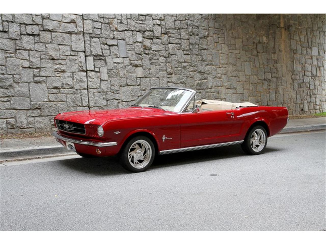 Large Picture of '65 Mustang - QE03