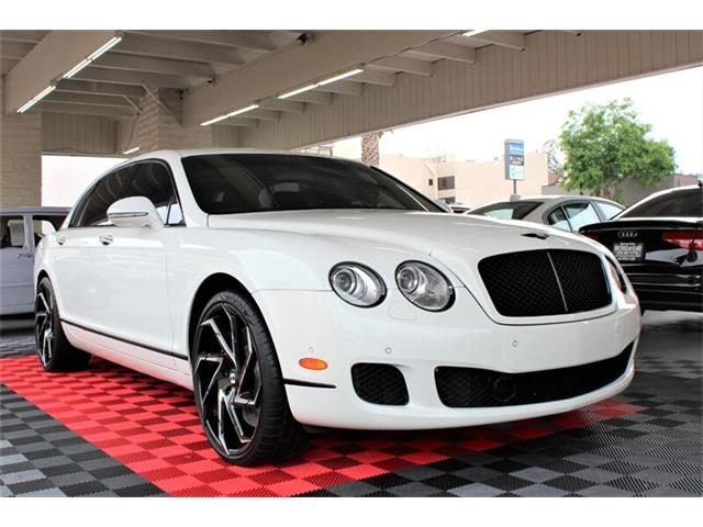 Picture of '13 Bentley Continental Flying Spur located in Sherman Oaks California - $64,995.00 - QE08