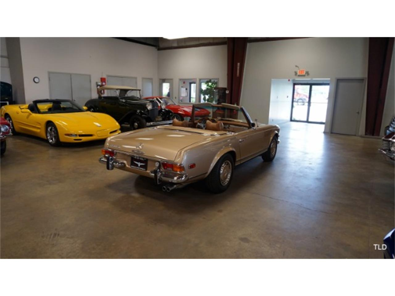 Large Picture of '70 280SL - QE0V