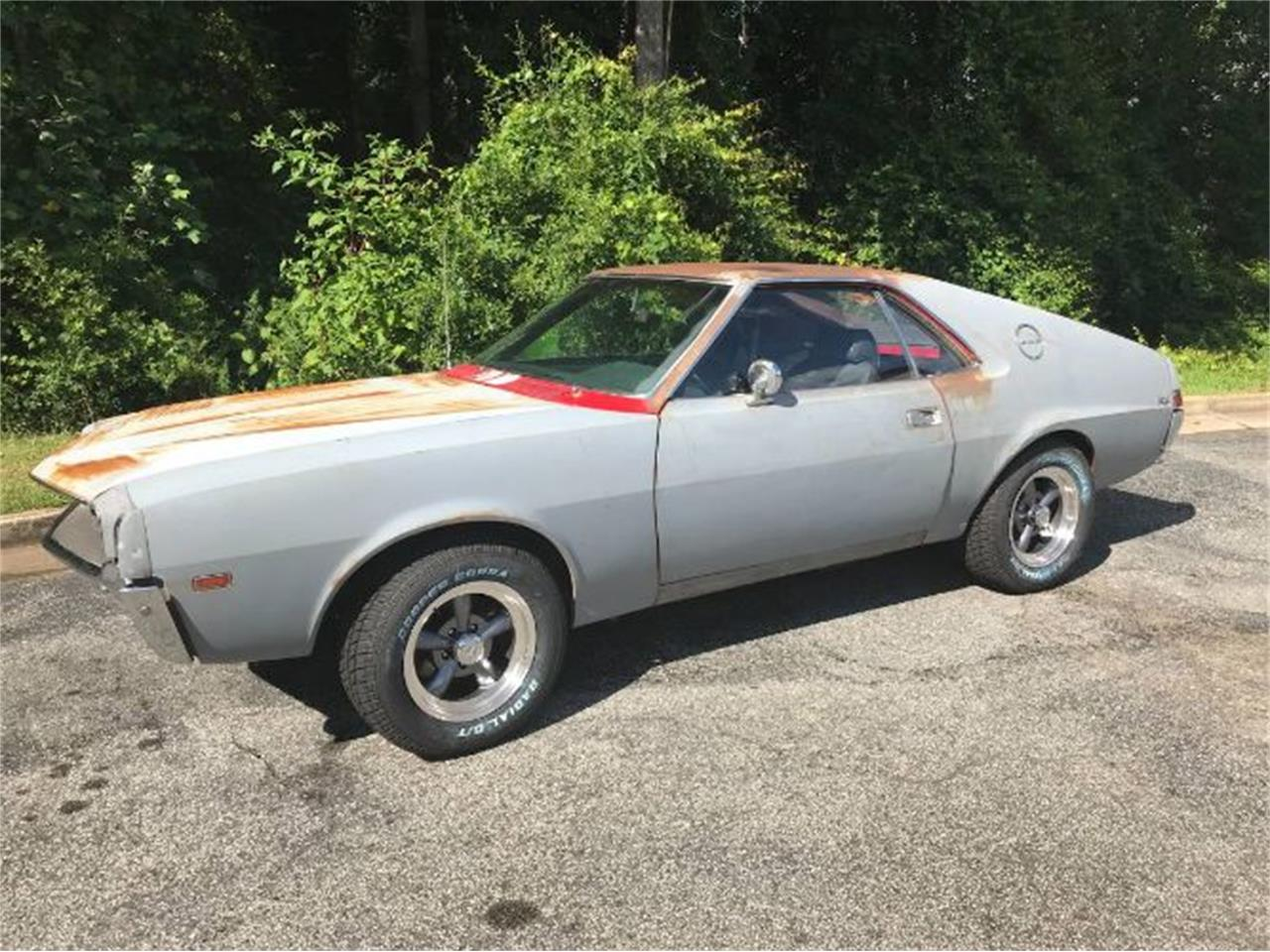 Large Picture of '69 AMX - QE0X
