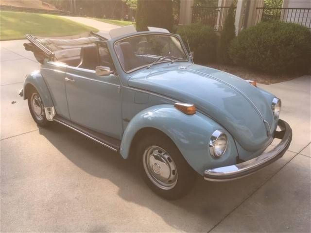 Large Picture of '71 Super Beetle - QE1F