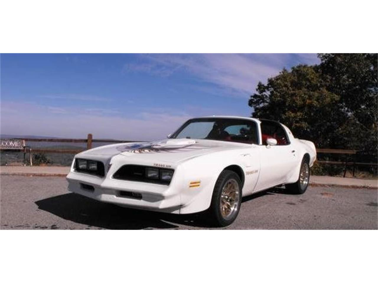 Large Picture of '77 Firebird Trans Am located in Michigan Offered by Classic Car Deals - QE1M