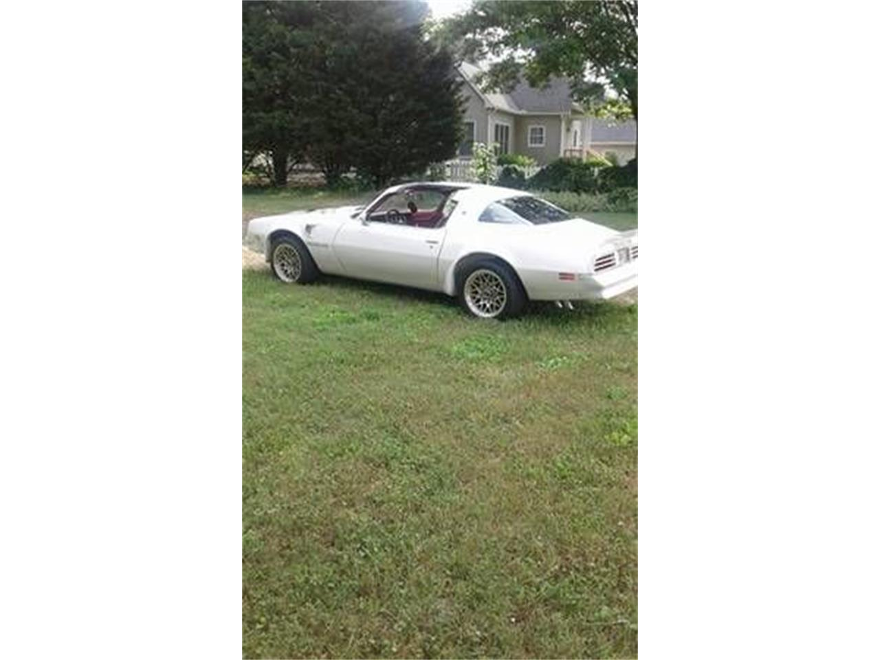 Large Picture of 1977 Pontiac Firebird Trans Am Offered by Classic Car Deals - QE1M