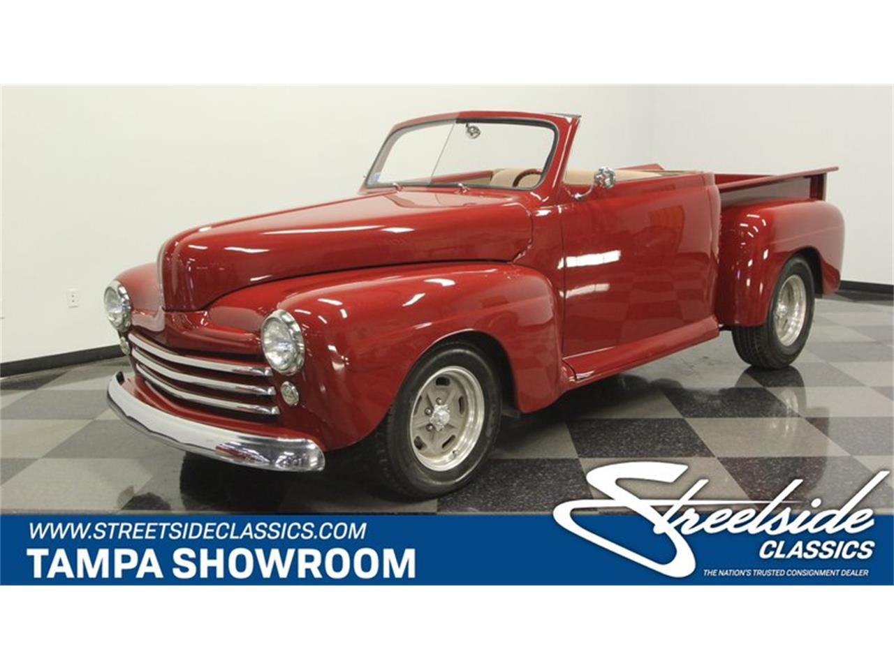 Large Picture of '48 Ford F1 - $33,995.00 - QD66