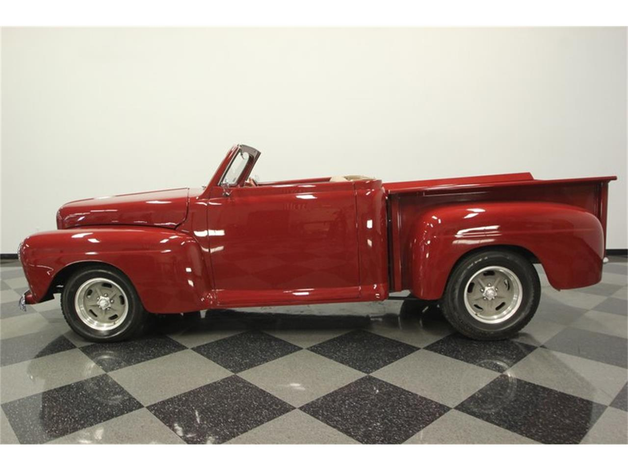 Large Picture of 1948 Ford F1 - QD66