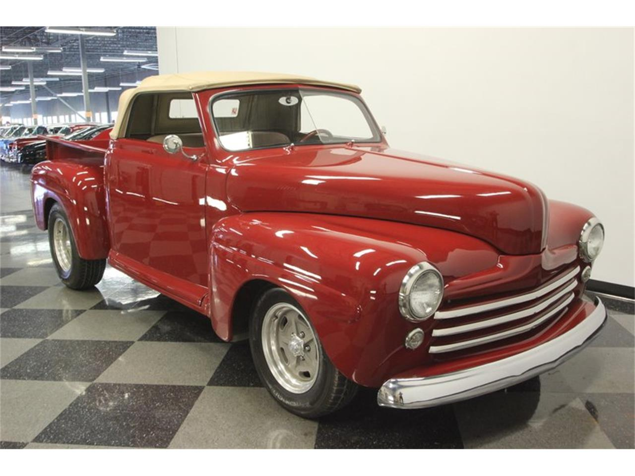 Large Picture of Classic '48 Ford F1 located in Lutz Florida - $33,995.00 - QD66