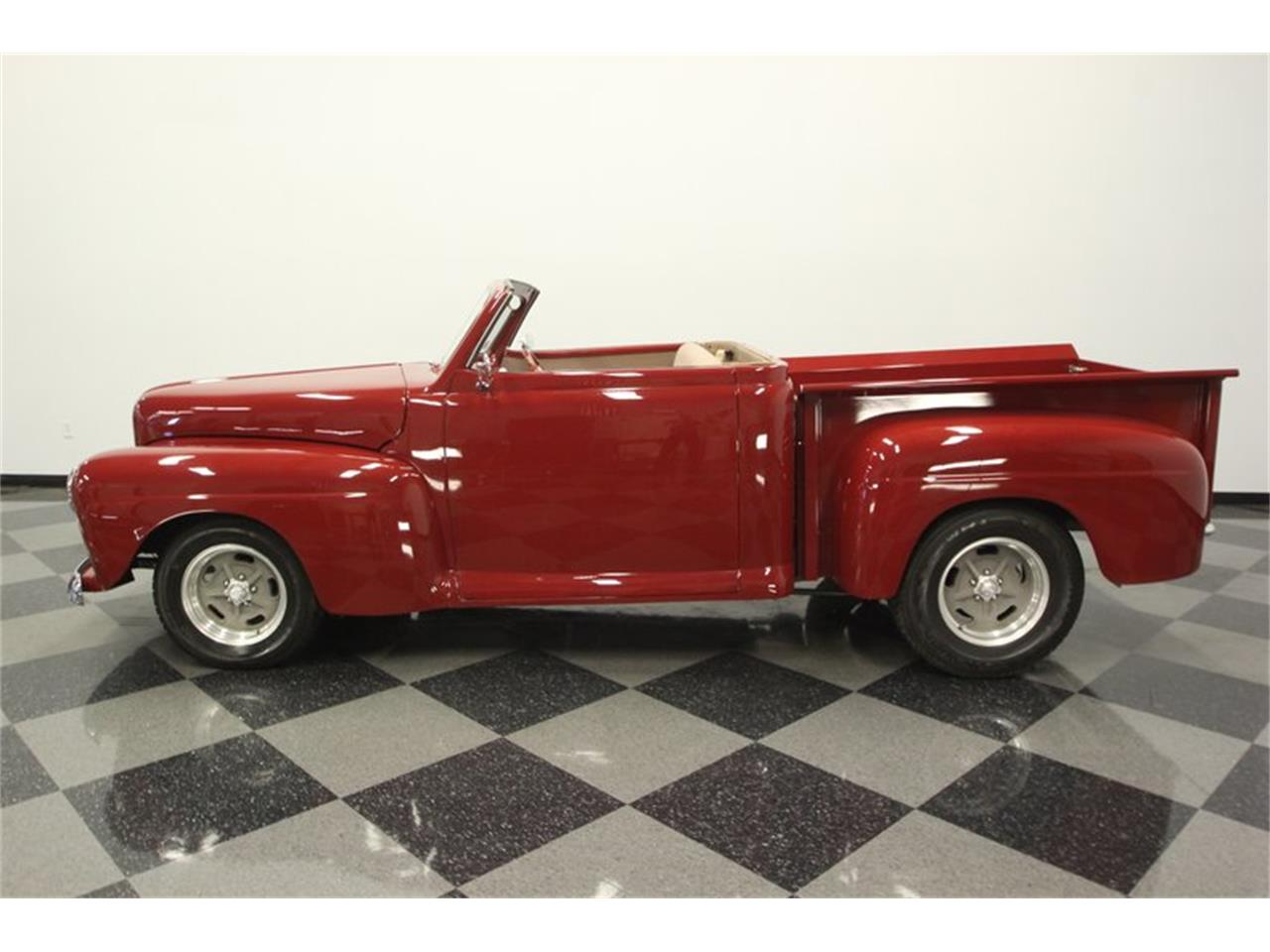 Large Picture of '48 Ford F1 located in Lutz Florida - QD66