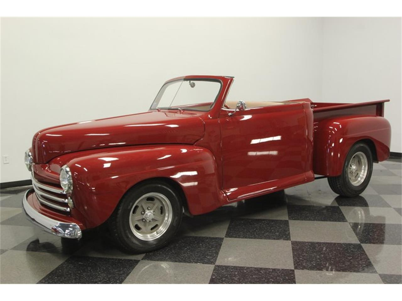 Large Picture of '48 Ford F1 located in Lutz Florida - $33,995.00 Offered by Streetside Classics - Tampa - QD66