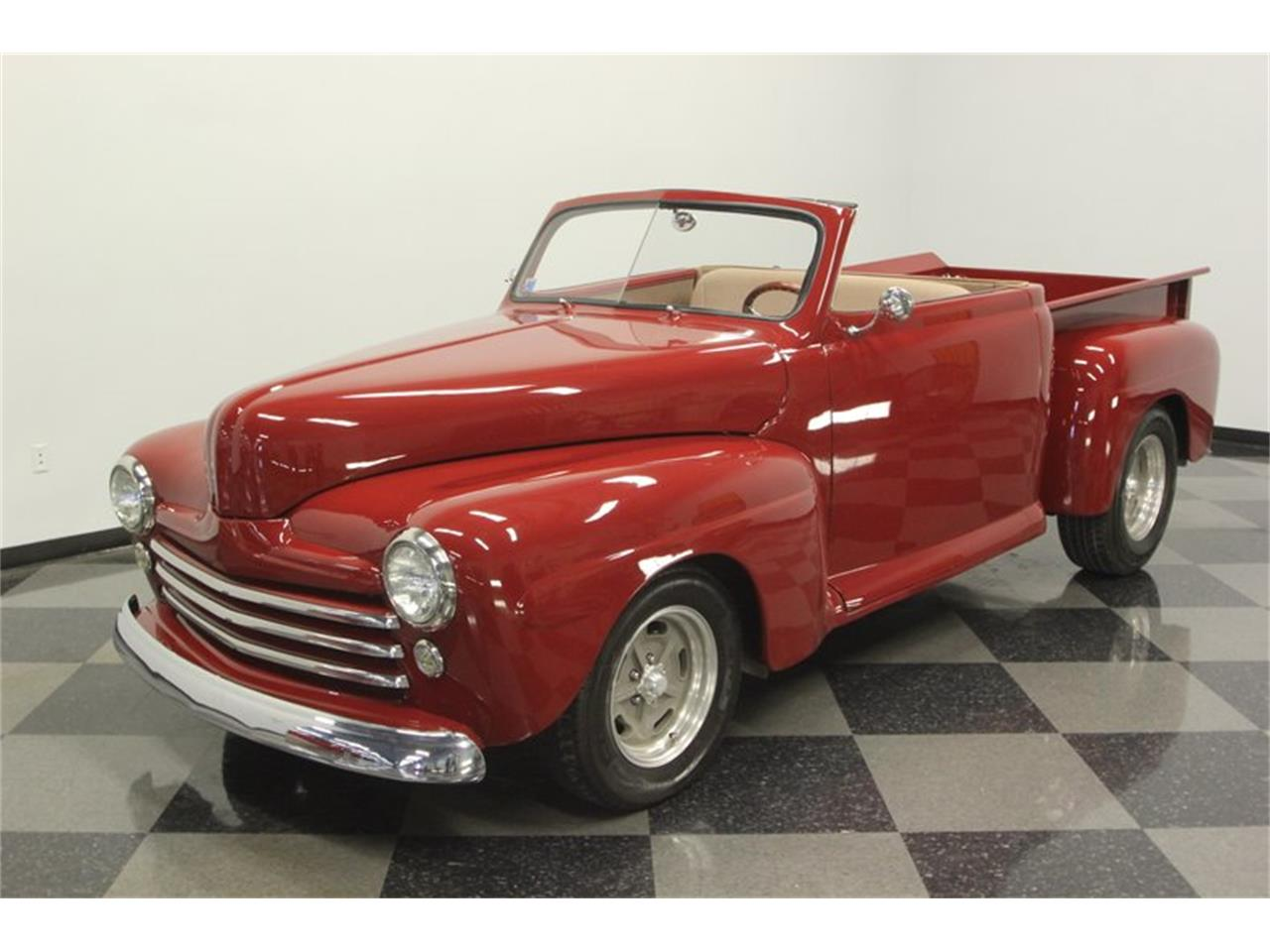 Large Picture of Classic 1948 F1 Offered by Streetside Classics - Tampa - QD66