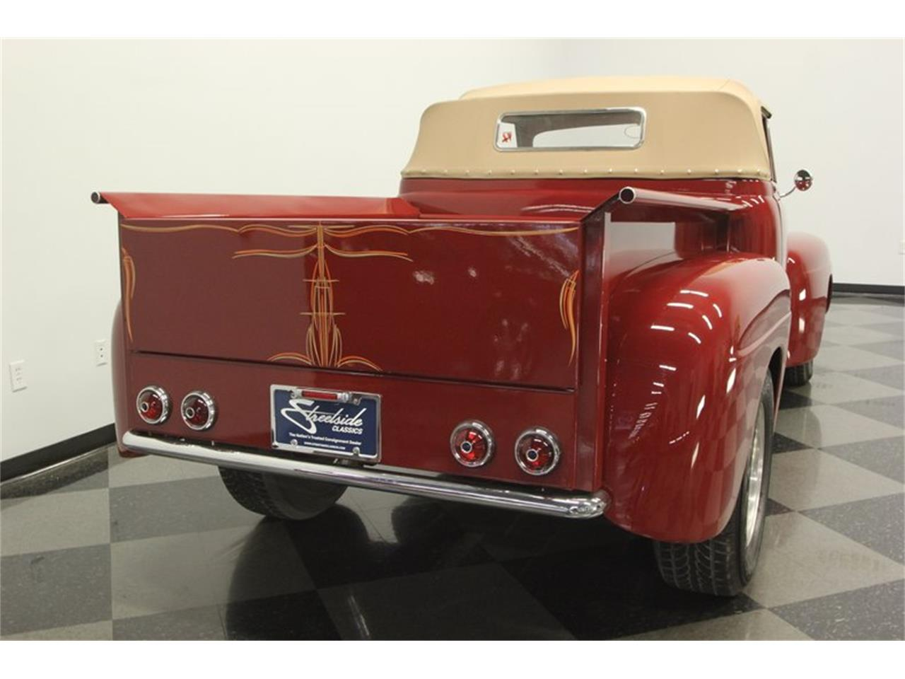 Large Picture of Classic '48 Ford F1 located in Lutz Florida - QD66