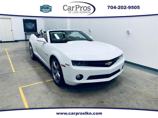 Picture of '11 Camaro - QE1T
