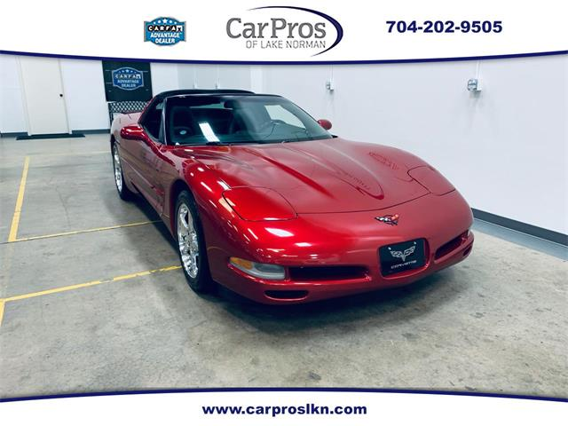 Picture of '01 Corvette - $14,820.00 Offered by  - QE1Y
