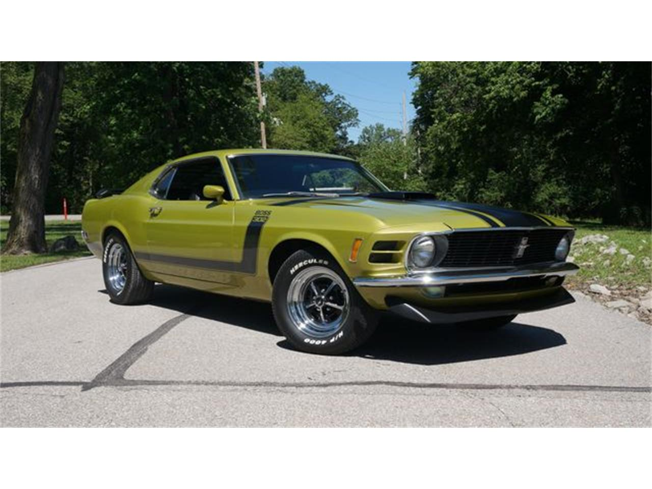 Large Picture of '70 Mustang - QE20