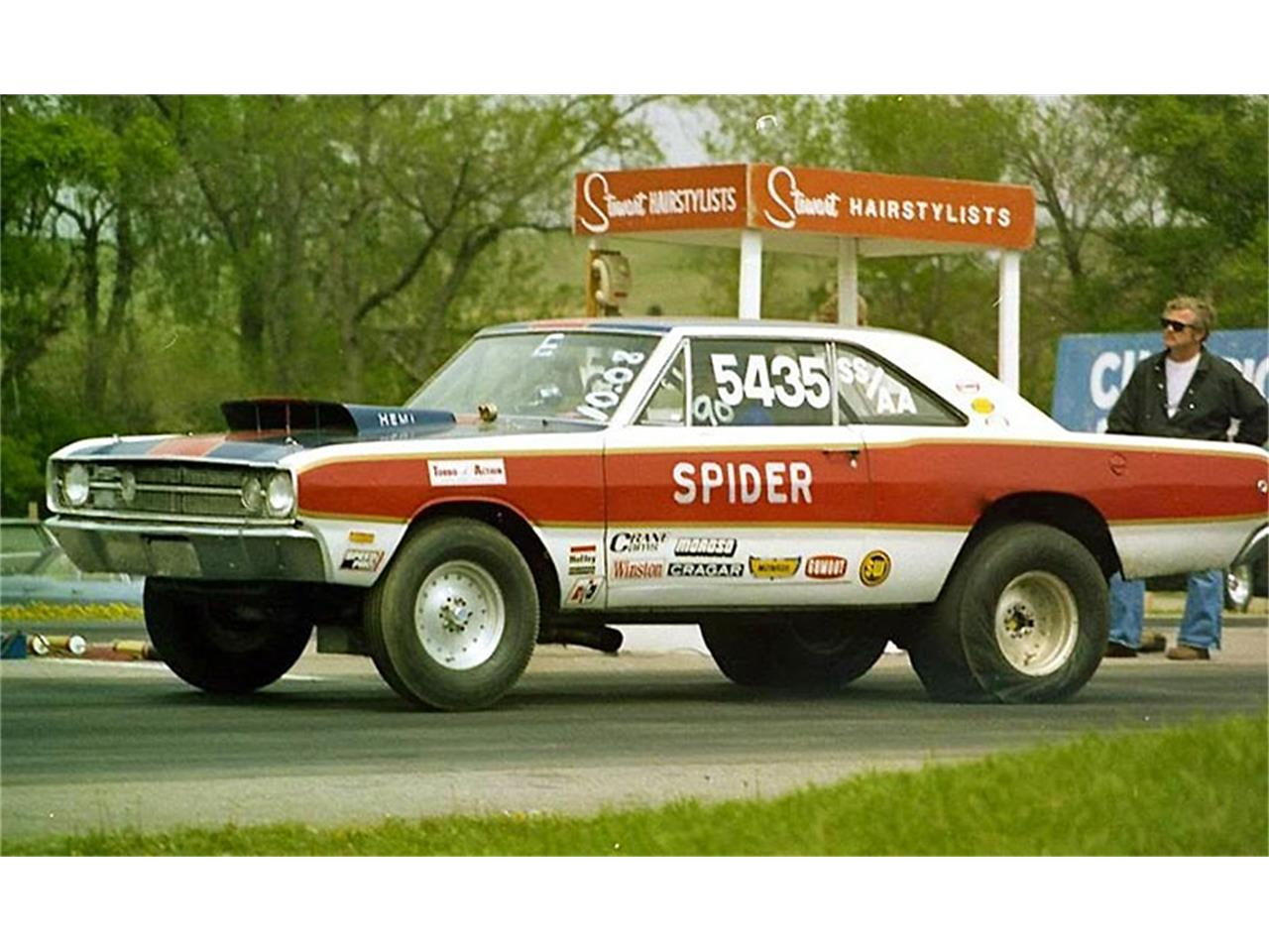 Large Picture of '68 Dart - QE2D
