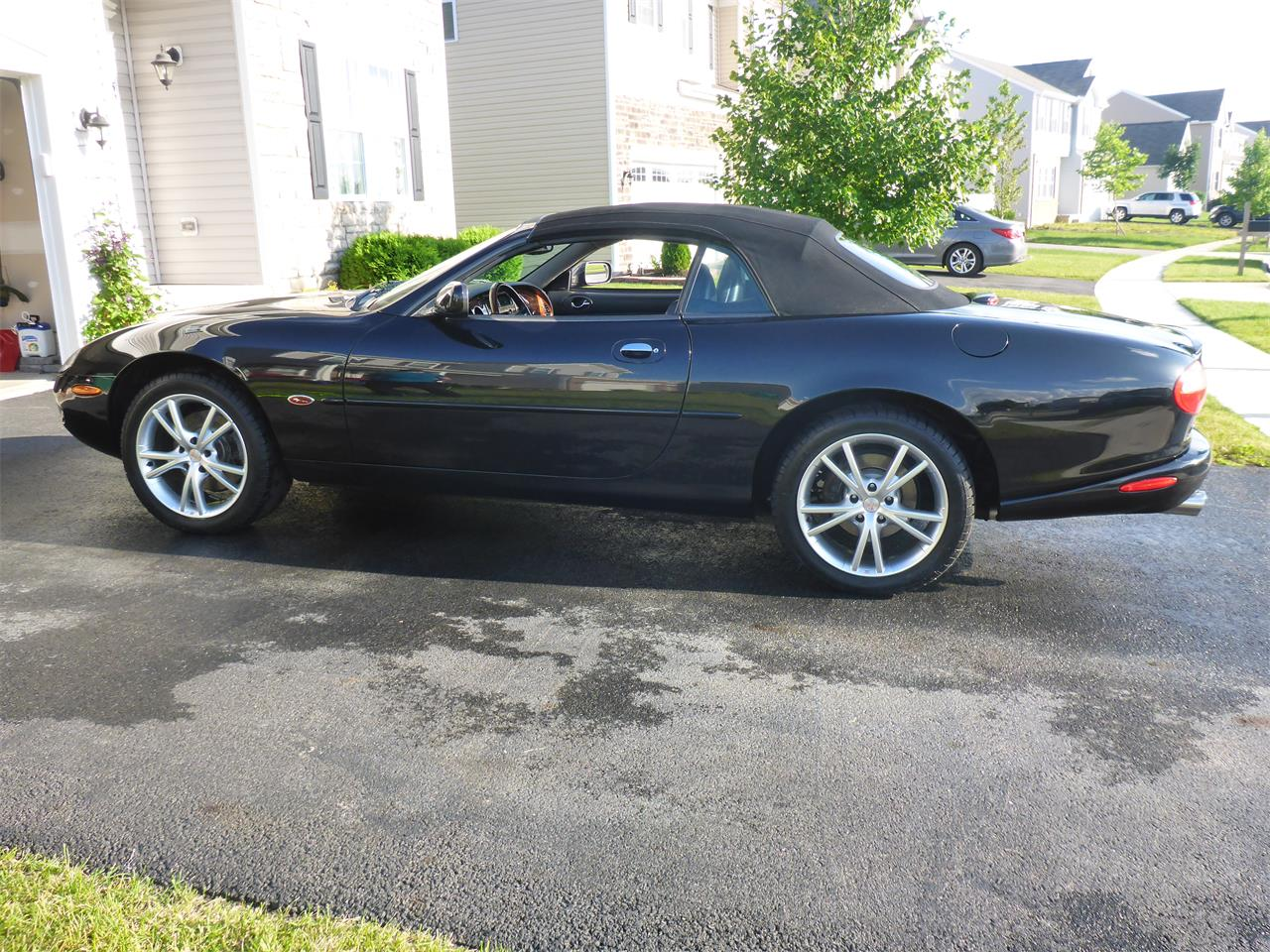 Large Picture of '00 XKR - QE2E