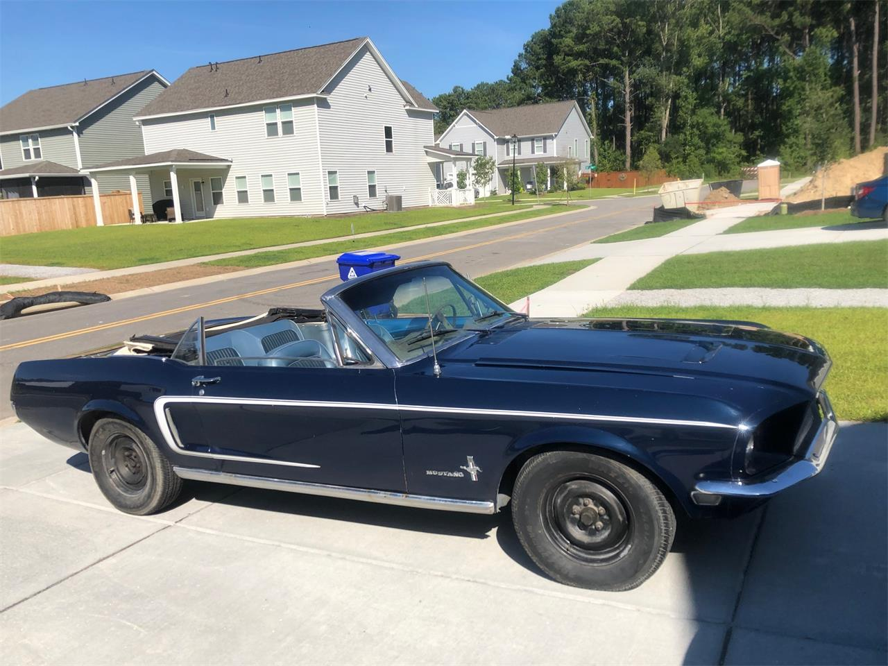 For sale 1968 ford mustang in johns island south carolina