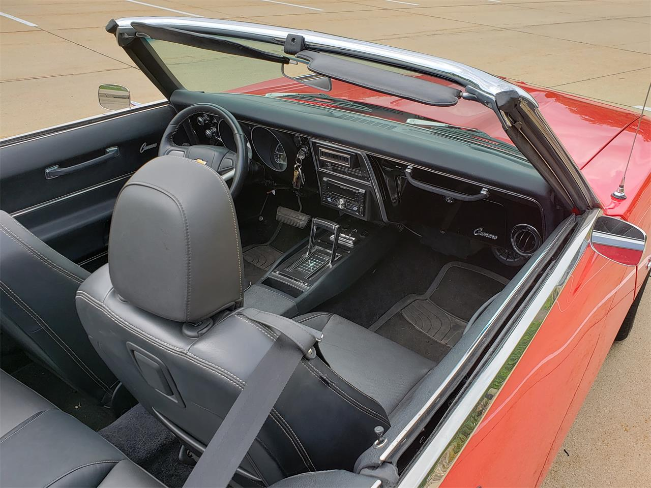 Large Picture of '68 Camaro RS - QE2P