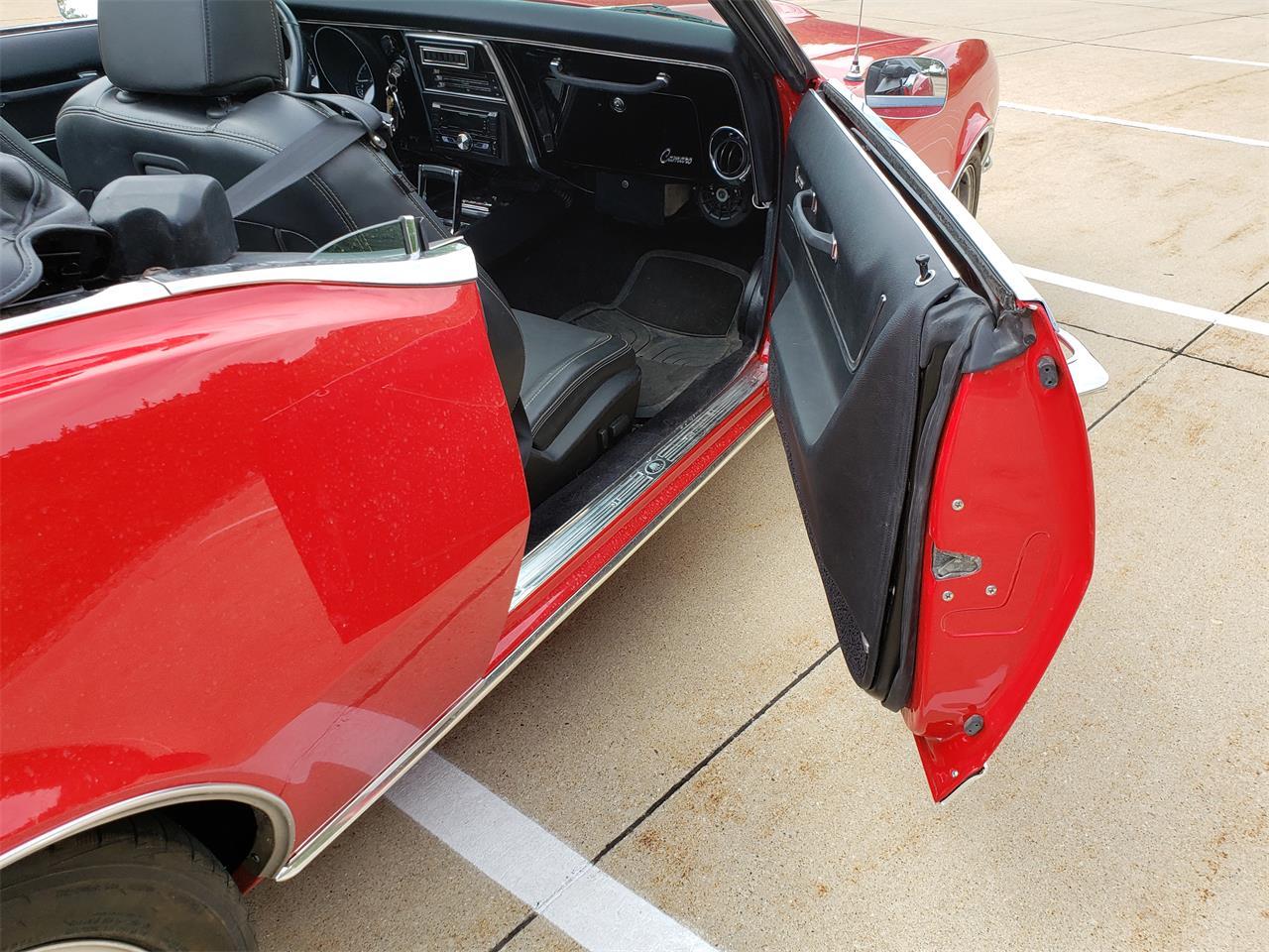 1968 Chevrolet Camaro Rs For Sale Classiccars Com Cc