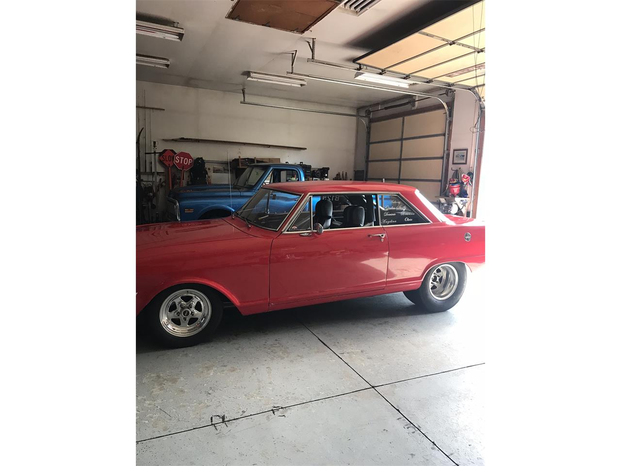 Large Picture of '63 Chevy II Nova - QE2T