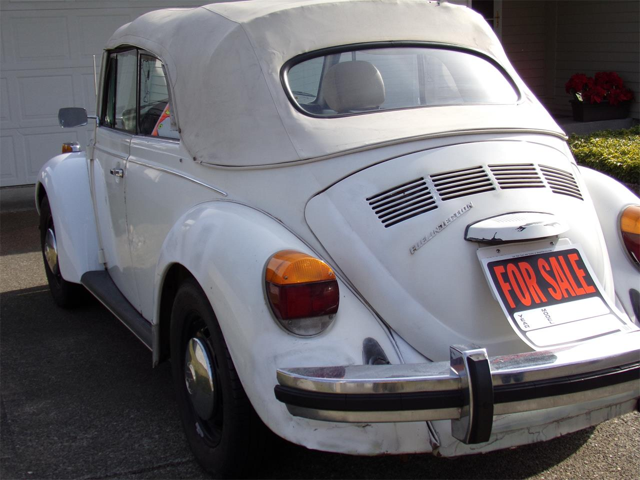 Large Picture of '77 Beetle - QE2Y