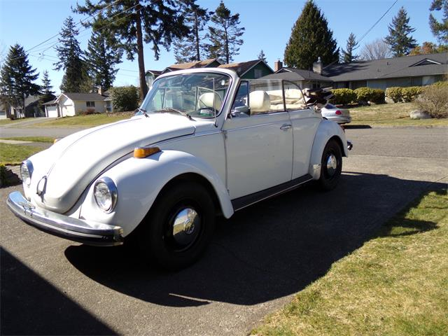 Picture of 1977 Beetle located in Washington Offered by a Private Seller - QE2Y