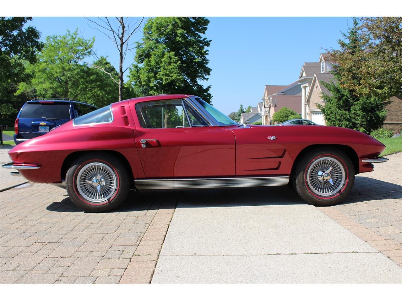 Large Picture of '63 Corvette - QE39