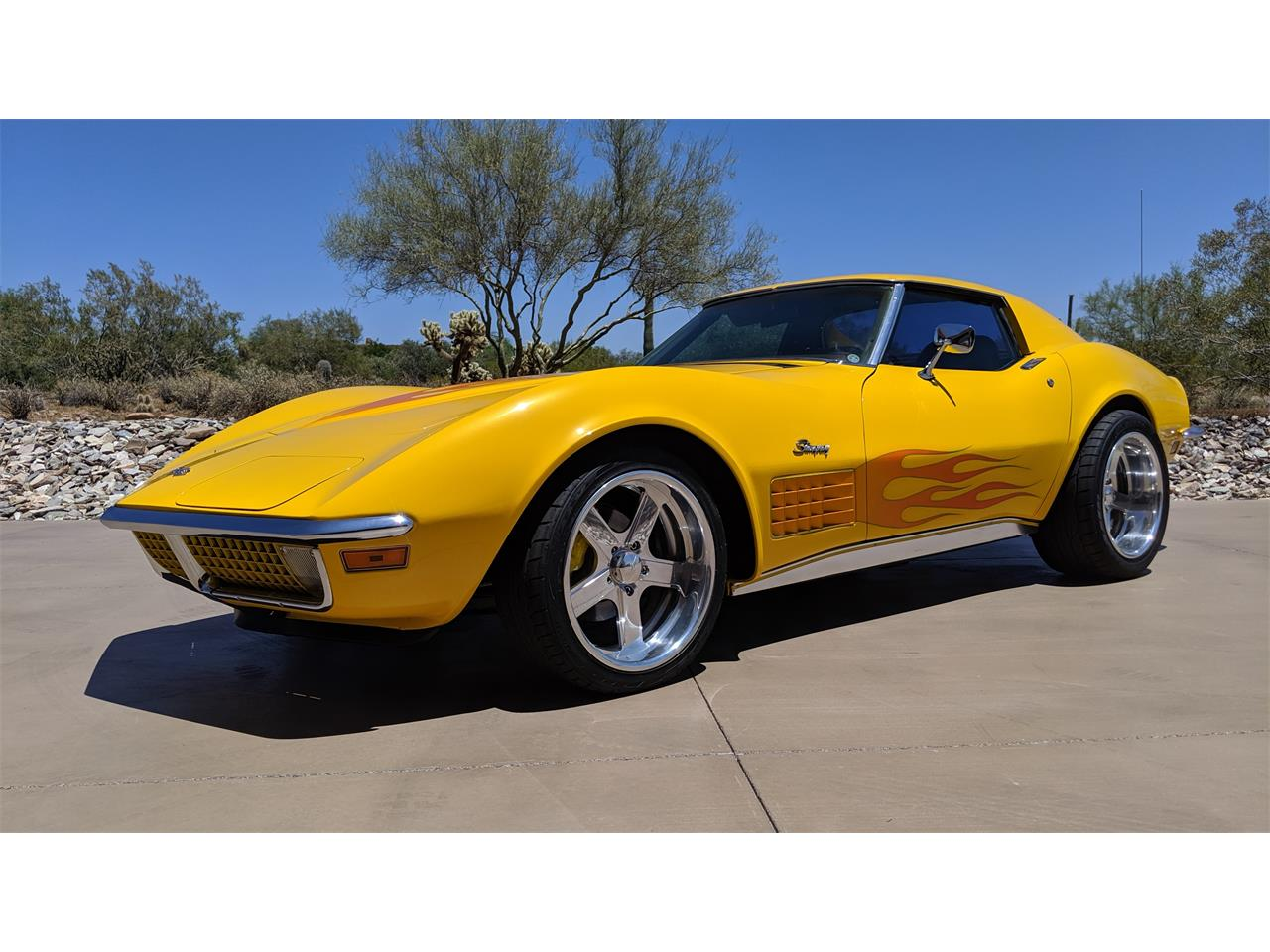 Large Picture of '71 Corvette - QE3F