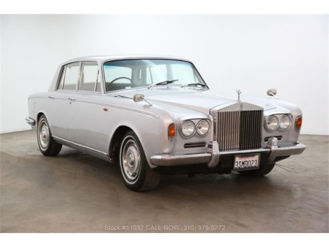 Picture of '67 Silver Shadow - QE3N