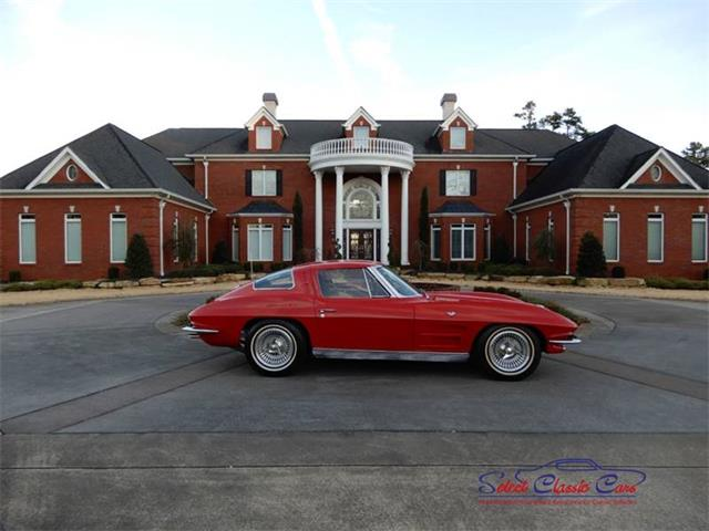 1963 Chevrolet Corvette