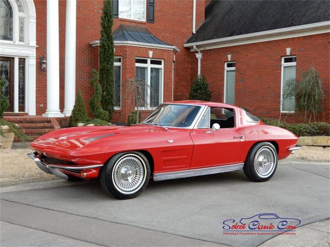 Large Picture of 1963 Corvette located in Georgia - QE3V