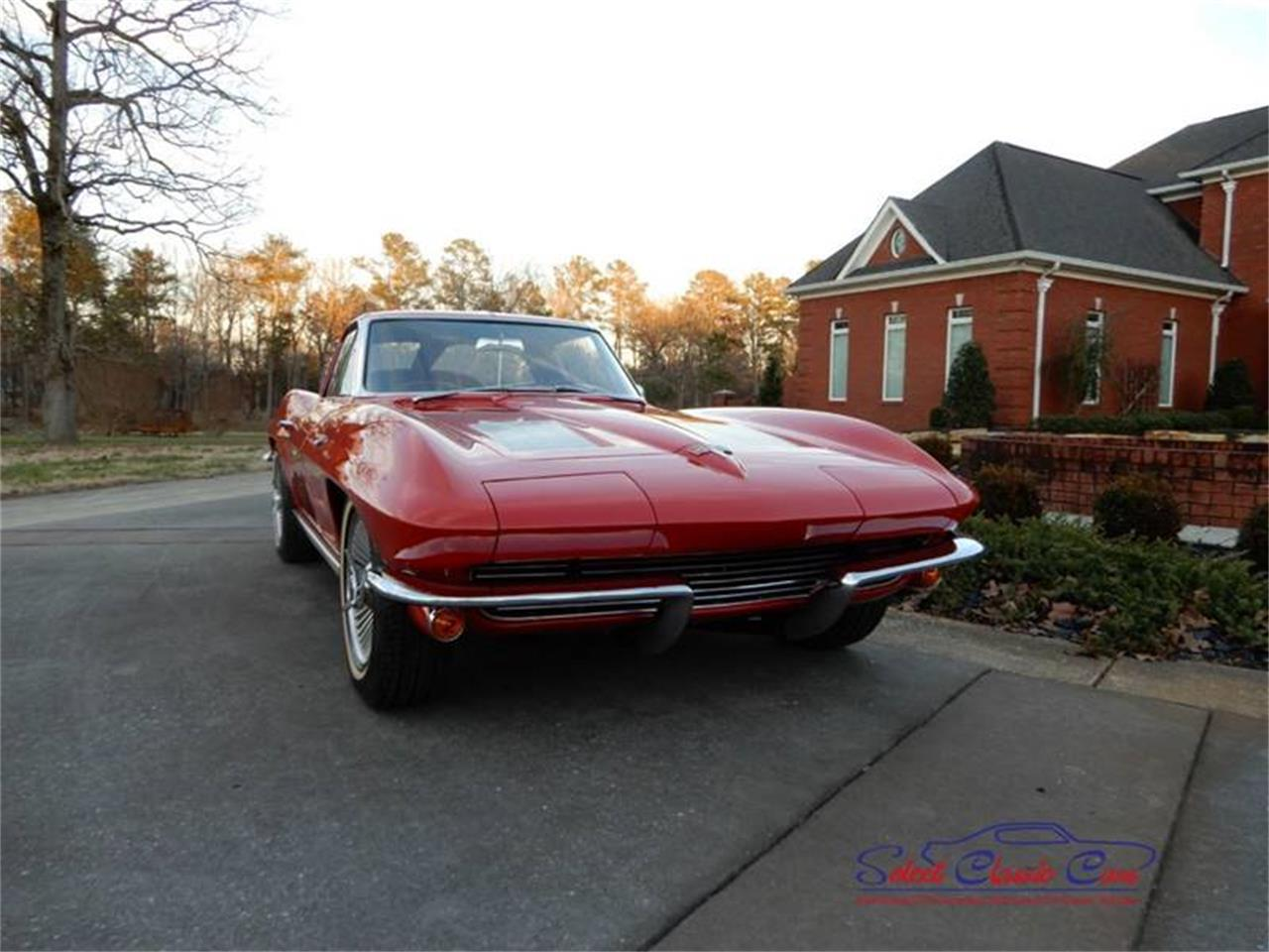 Large Picture of Classic '63 Corvette located in Georgia - $89,500.00 Offered by Select Classic Cars - QE3V