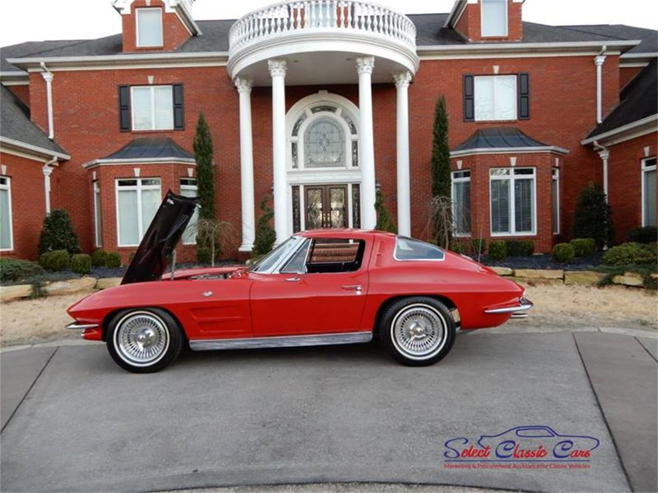 Large Picture of '63 Chevrolet Corvette located in Hiram Georgia - $89,500.00 Offered by Select Classic Cars - QE3V