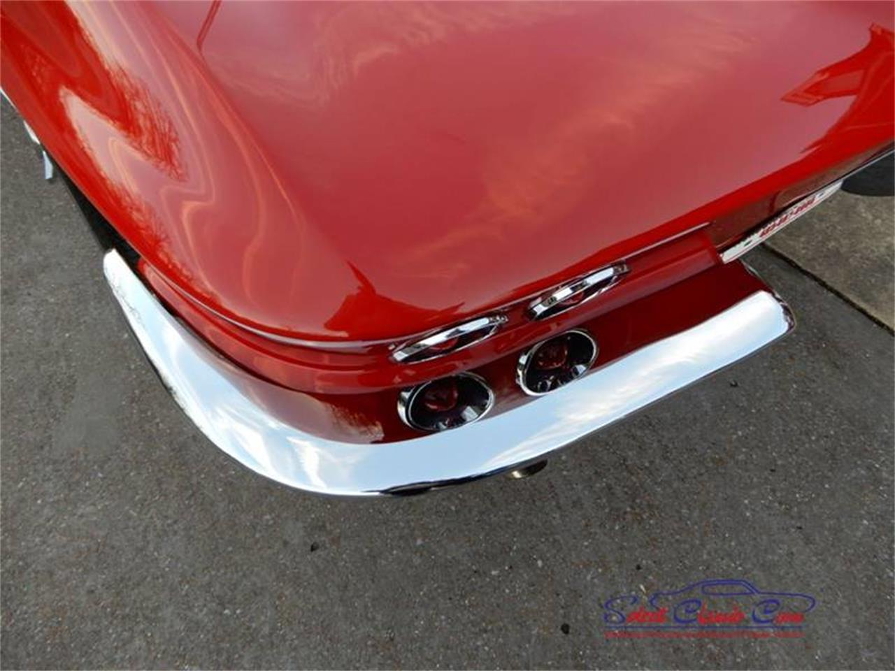 Large Picture of Classic 1963 Corvette Offered by Select Classic Cars - QE3V