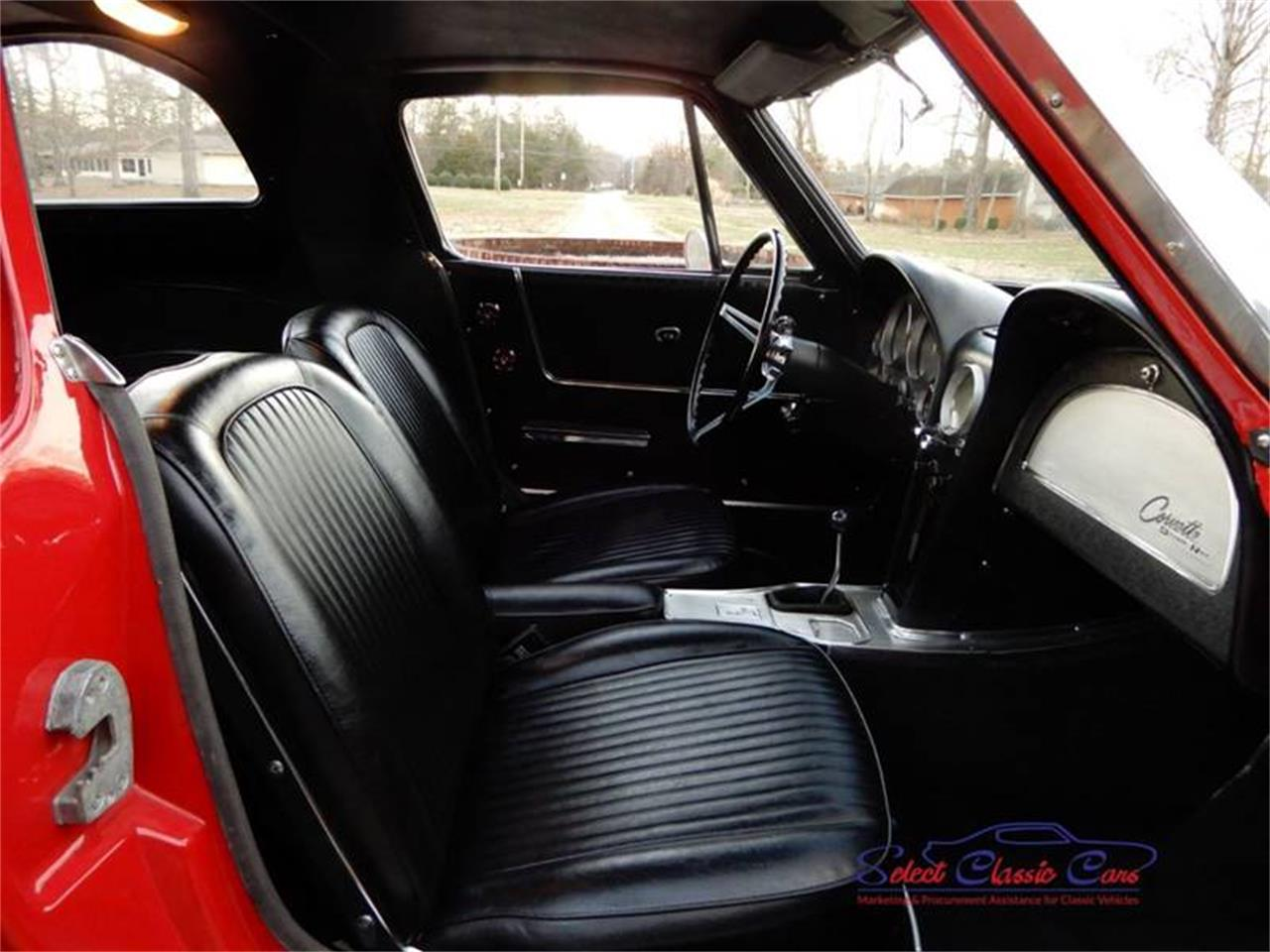 Large Picture of Classic 1963 Corvette located in Hiram Georgia Offered by Select Classic Cars - QE3V