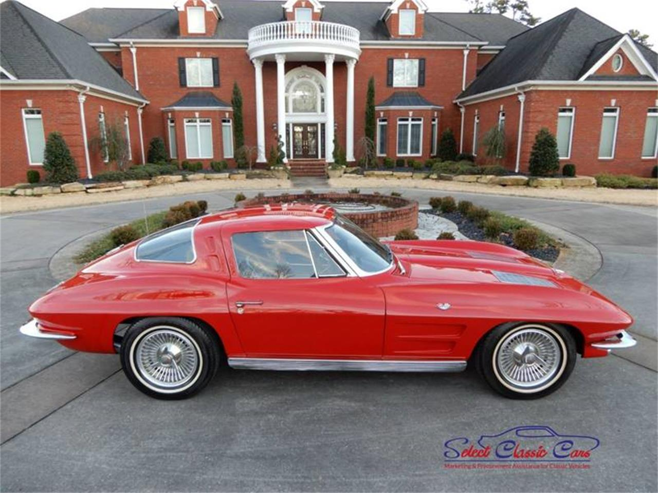 Large Picture of 1963 Chevrolet Corvette located in Georgia - $89,500.00 Offered by Select Classic Cars - QE3V