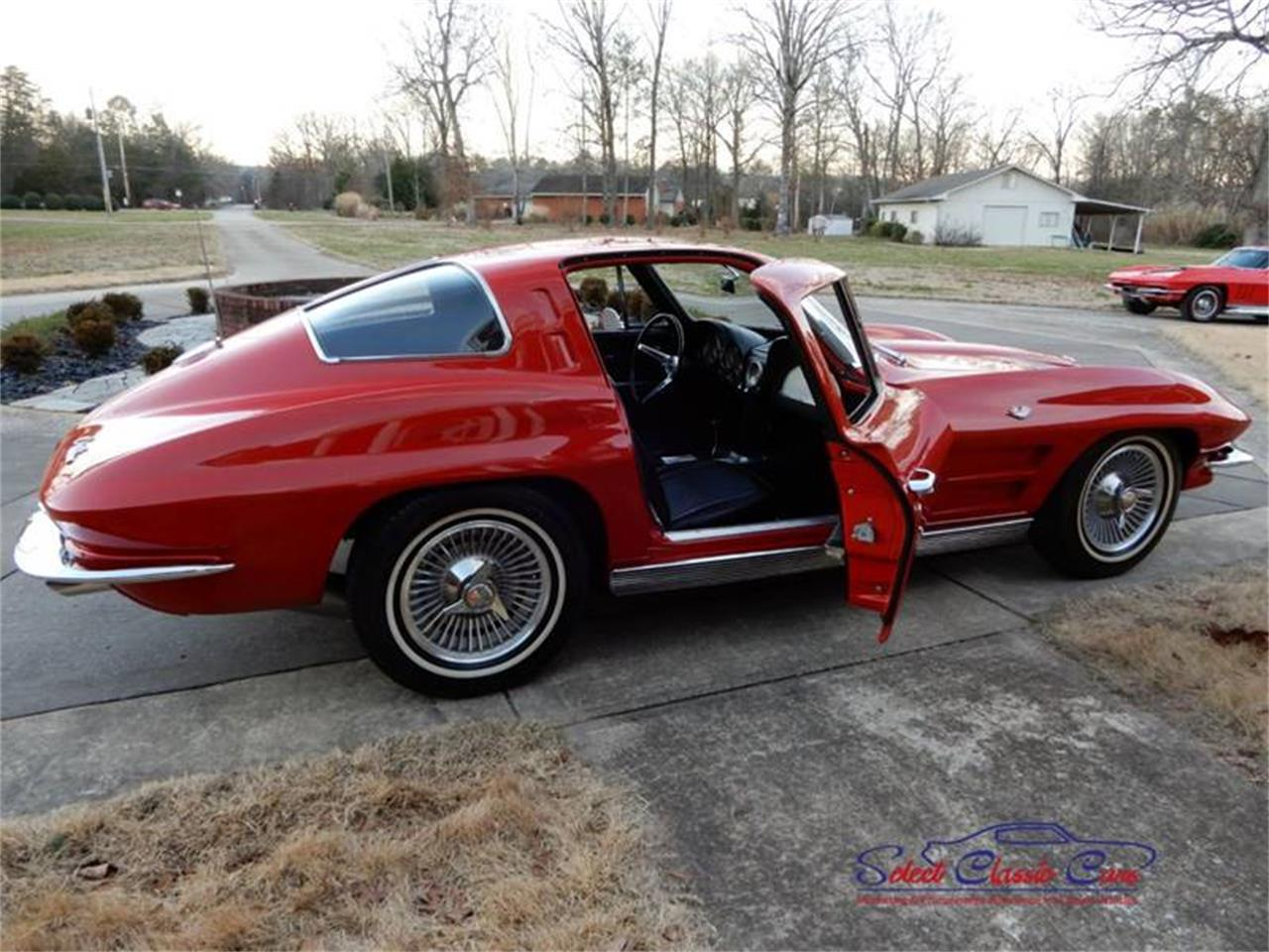 Large Picture of Classic '63 Chevrolet Corvette Offered by Select Classic Cars - QE3V
