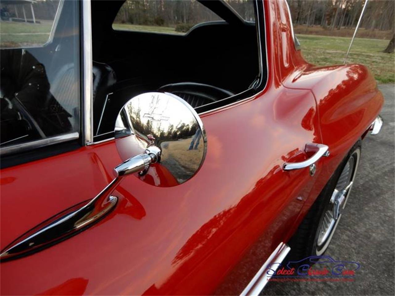 Large Picture of Classic '63 Chevrolet Corvette - QE3V