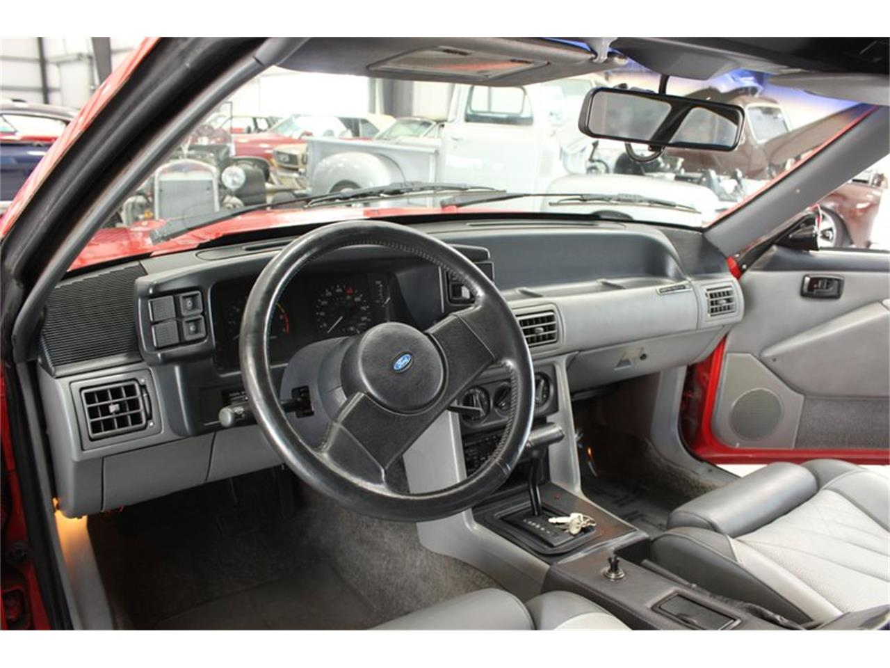 Large Picture of '87 Mustang - QE3W